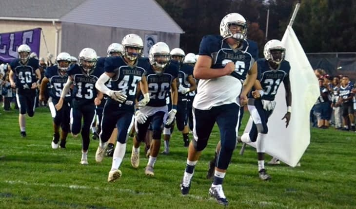 Pottstown Players Win on Field, in Classroom