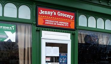 Jenny's Grocery Newest Downtown Borough Market