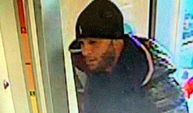 Alleged Luncheon Thief Strikes Again at Wawa