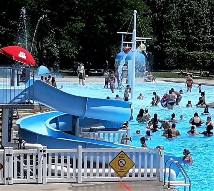 Looking to Beat the Heat? Try a Super-Sized Pool Near Quakertown