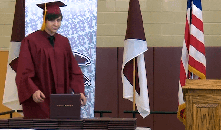 Pottsgrove Graduates its Class of 2020, on Video