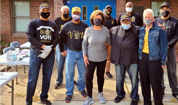Pottstown Churches, Fraternity Help Register Voters