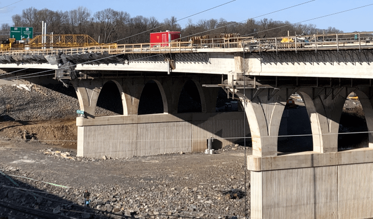 Eastbound 422 Valley Forge Bridge Opens Monday