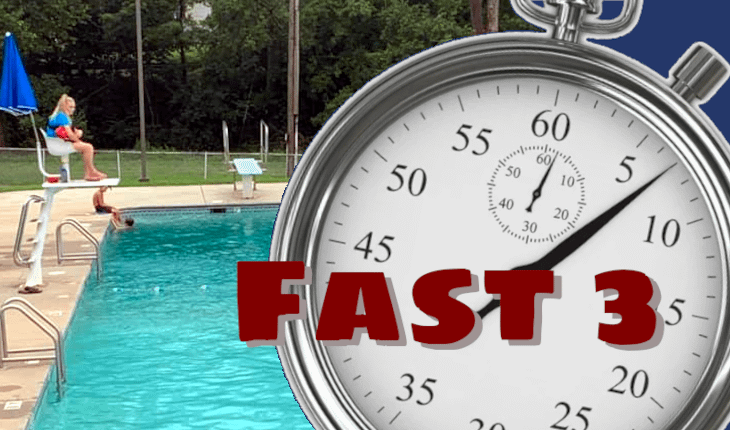 Fast Three: Back In The Swim, Searching for Tomorrow's Nurses, and a Phoenixville Leader