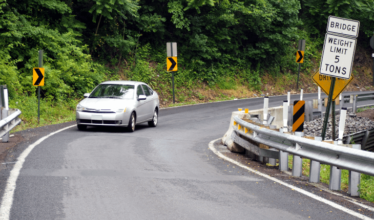 Township Asks for Grant to Replace Pruss Hill Bridge