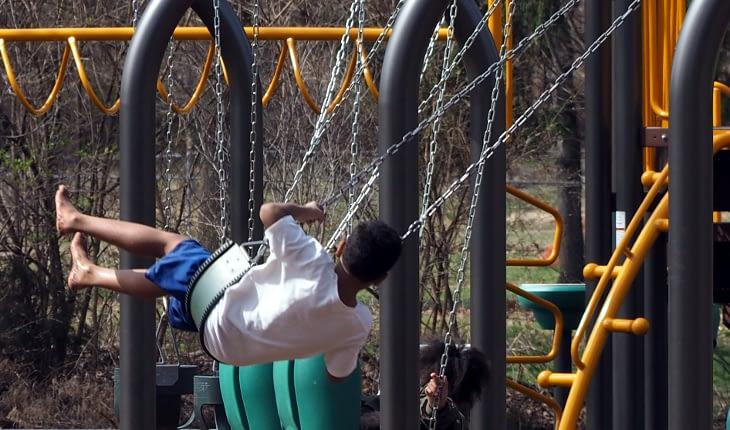 Enjoying Unexpected Days Off in Memorial Park