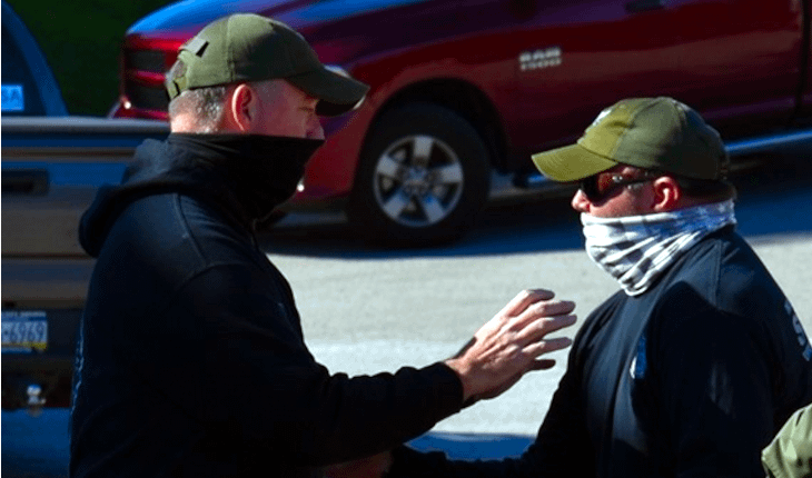 Sheriff's Deputies, Local Police Train for 'Civil Unrest'
