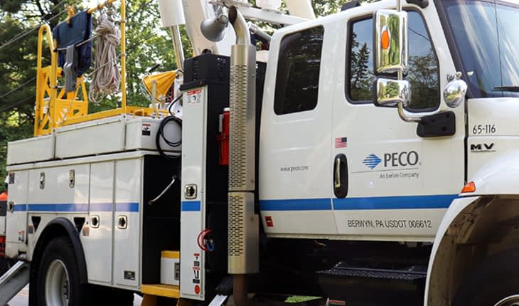 Most PECO customers in MontCo have power again