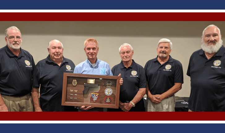 Retired Chief Foltz Honored Monday by Lower Pottsgrove