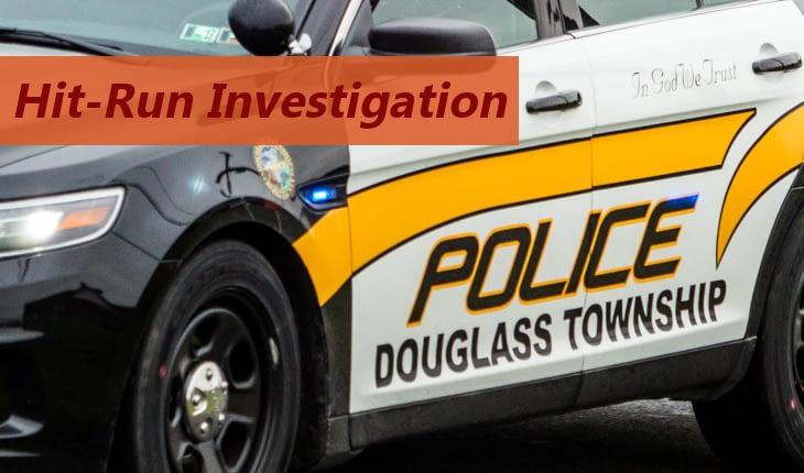 Truck Hit-and-Run Damages Douglassville Business