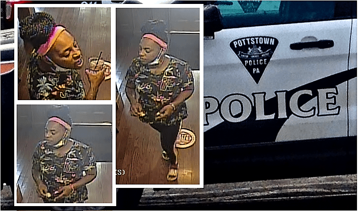 Pottstown Police Seek Identity in Alleged Assault