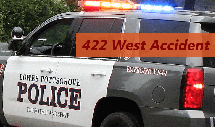 Woman Severely Injured Thursday in 422 West Crash