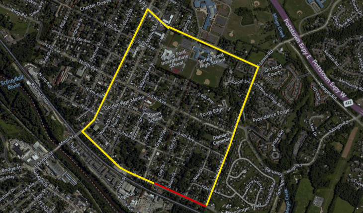 Water Main Replacement Begins In Royersford