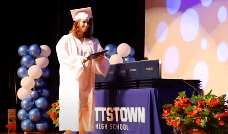 Pottstown Graduates its Class of 2020, on Video