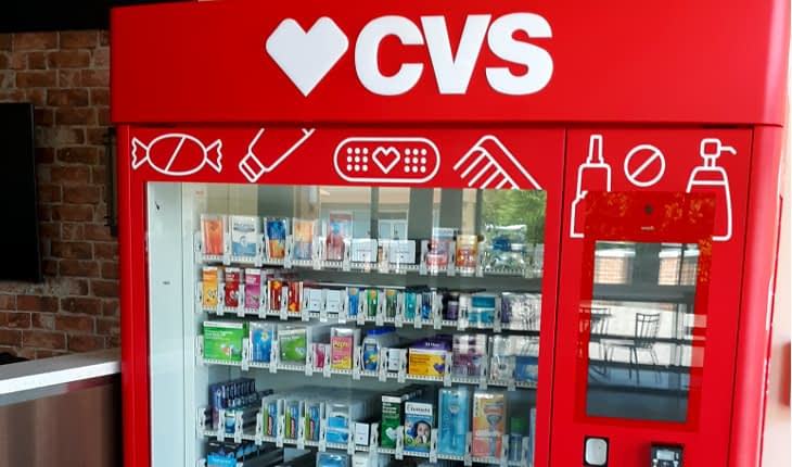 High-Tech Vending Machines Gain Visibility Here, Nationally