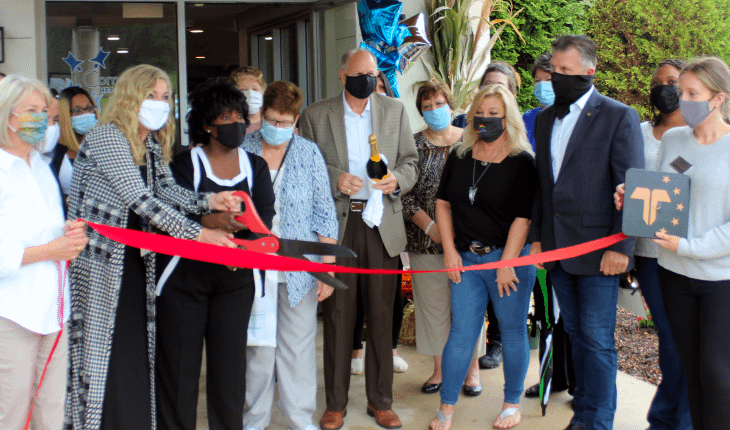 Community Health and Dental Marks Barto Opening