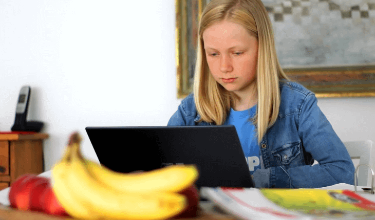 Full-Day Virtual Schooling Under Way Across Pottsgrove