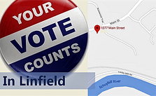 Linfield Polling Place Ready, Fire Department Says