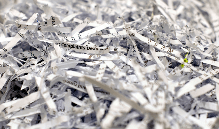 Sanatoga Ridge Hosts Free Paper Shredding Event
