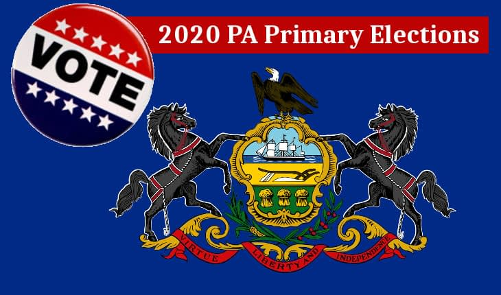 2020 PA Primary Elections