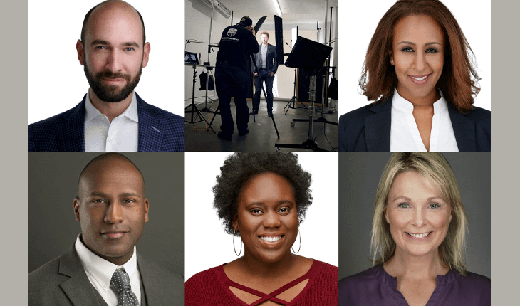 Phoenixville Photographers Join Headshots Project for Unemployed