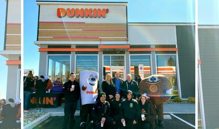 New Dunkin' Opens Saturday in Douglassville