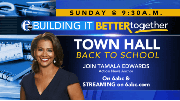More returning-to-school talk, Sunday on your TV