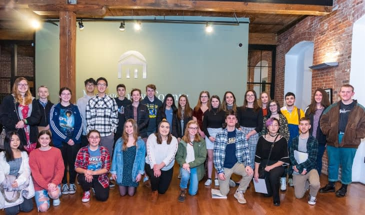 Pottstown, OJR, Hill Students Exhibit Winners