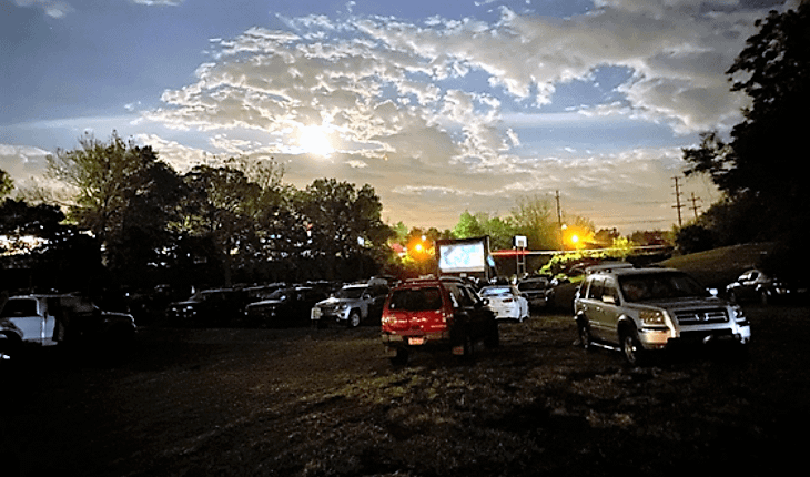Saturday Wedding Sunnybrook Drive-In's Latest Featurette