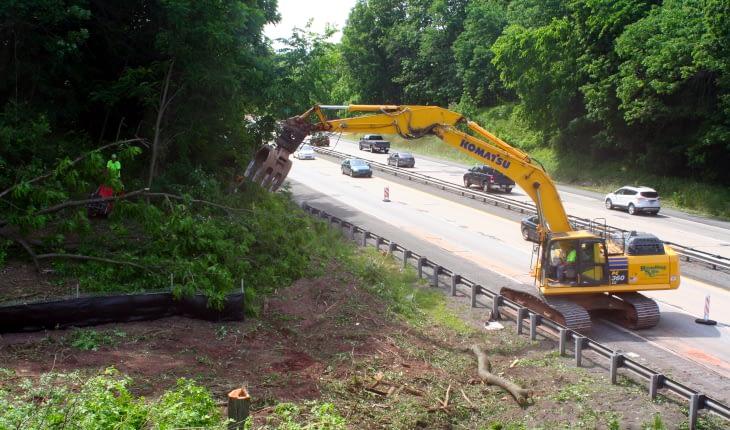 422 Full Overnight Closures Begin Monday for Bridge Demolition